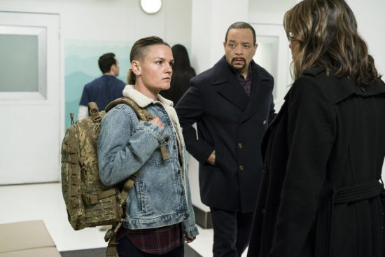 Law and Order: SVU Season 18 Recap: Episode 12 - No Surrender