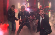 Last Week In Late Night: A Face-off For Queen Frontman