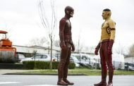 "The Flash Season 3, Episode 12 Recap: Kid Flash Goes Through ""Phases"" While Death Comes Early for Iris"