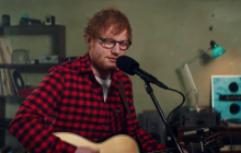 """Ed Sheeran Releases """"How Would You Feel"""" on His Birthday"""