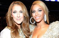 Celine Dion Gives Beyonce Advice with the Twins