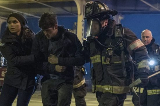 Chicago Fire Season 5 Recap: Episode 15 - Deathtrap