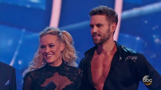 Dancing with the Stars 2017 Spoilers - Week 2 Performances - Nick Viall and Peta Murgatroyd
