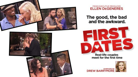 Ellen DeGeneres' 'First Dates' With Drew Barrymore Gets Spring Premiere Date On NBC