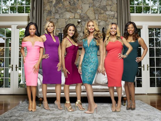Real Housewives of Potomac 2017 Spoilers - First Look at Season 2
