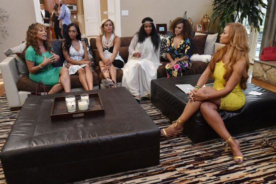 Real Housewives of Potomac 2017 Spoilers - Season 2 Premiere Preview