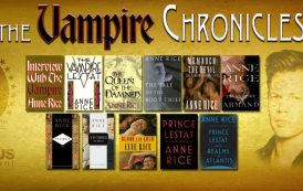 Anne Rice's Vampire Chronicles Are Headed To TV! Unsolicited Advice Time.