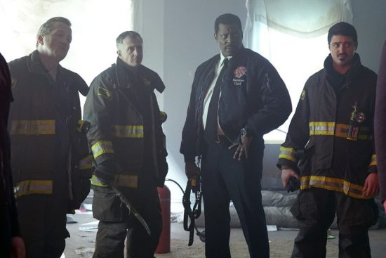 Chicago Fire Season 5 Recap: Episode 18 - Take a Knee