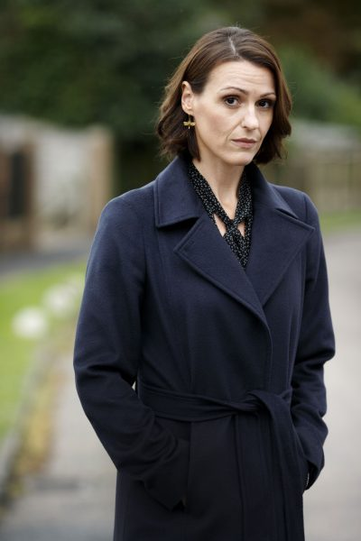 Suranne Jones, for your consideration for 13th Doctor.