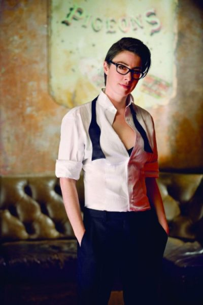 Option 3 for 13th Doctor Sue Perkins