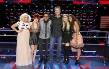 Who Got Voted Off The Voice 2017 Tonight? Voice Playoffs Night 1