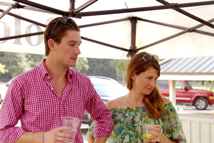 On Southern Charm 2017, There was a lot of love in the air at Thomas's polo match that Landon hosted for him.