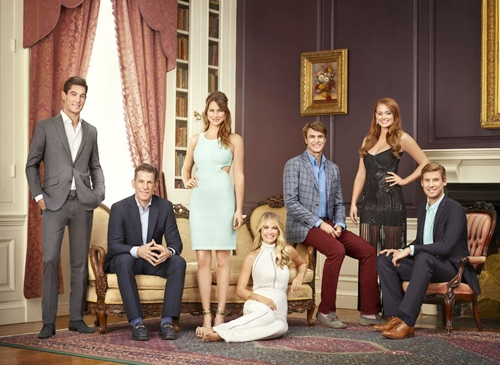 Southern Charm 2017 returned tonight for season 4.