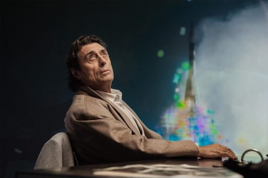 American Gods 1x05 Ian McShane as Mr. Wednesday