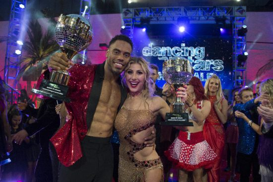 Dancing with the Stars 2017 Spoilers - DWTS Finale Results - Season 24 Winners Rashad Jennings and Emma Slater