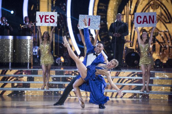 Rashad Jennings Crowned Dancing with the Stars' Season 24 Champion