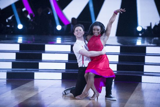 Dancing with the Stars 2017 Spoilers - Why Did Simone Biles Get Eliminated?