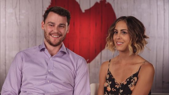 First Dates NBC Spoilers - Finale - Johnny and Anna