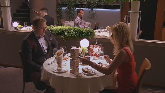 First Dates NBC Spoilers - Week 6 - Nate and Jennifer