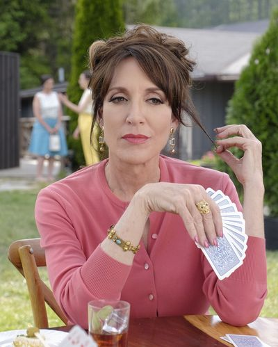 Katey Sagal was the absolute highlight of the Dirty Dancing remake.