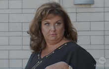 Save Your Tears For Your Prison Cell Pillow, Abby Lee Miller