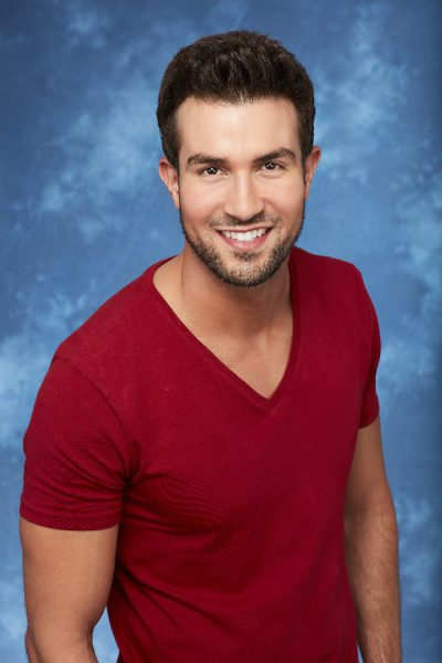 Bryan Up Next For The Bachelorette 2017 Is Dean