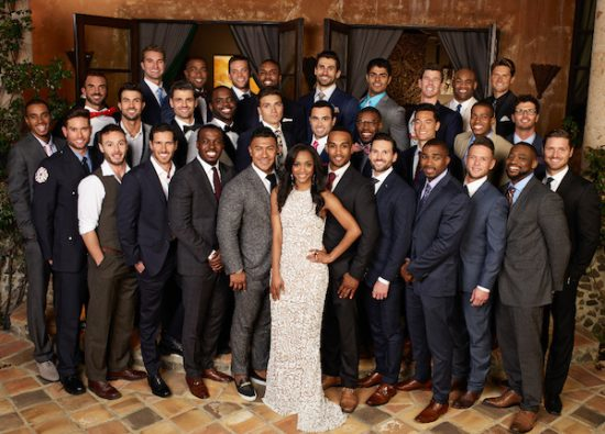 The Bachelorette 2017 Spoilers - Season 13 Men
