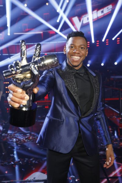 The Voice 2017 Spoilers - Voice Finale Results - Season 12 Winner Chris Blue
