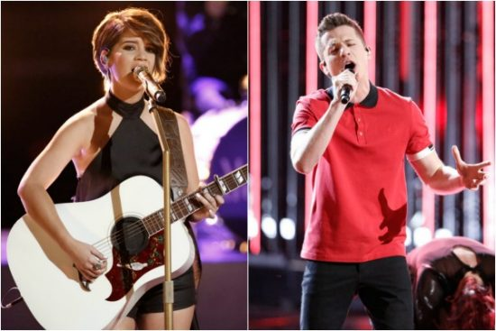 The Voice 2017 Spoilers - Voice Top 10 Results - Maren Morris and Charlie Puth Performances