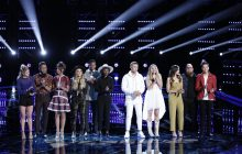 Who Was Voted Off The Voice 2017 Last Night? Voice Top 11 Results