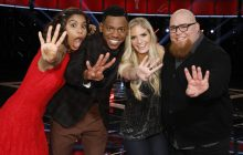 The Voice 2017 Spoilers: Voice Finale Top 4 Power Rankings