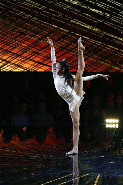 World of Dance 2017 Qualifiers Diana Pombo