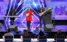 America's Got Talent 2017: Mandy Harvey Gets Golden Buzzer (VIDEO)