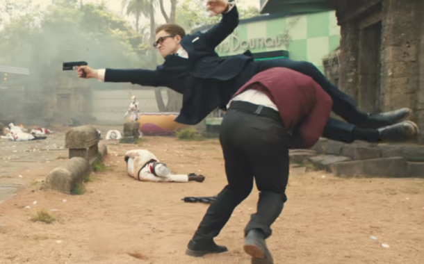 A New R-rated Rrailer For Kingsman: The Golden Circle Has Been Released