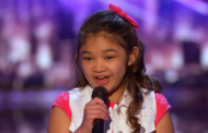 AGT: Chris Hardwick Gives Golden Buzzer to 9-Year-Old Kidney Transplant Survivor