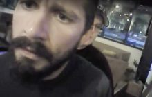 (VIDEO) Police Officer Called 'Stupid B*tch' by Shia LaBeouf in Arrest Rant
