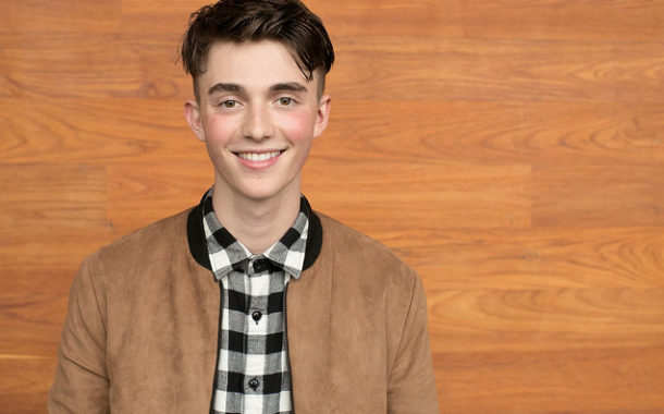 Greyson Chance Poses For A Portrait At His Album