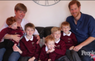 Prince Harry's Sweet House Call Brightens the Day of a Seriously Ill 5-Year-Old Boy