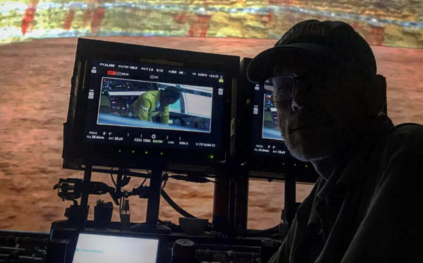 Ron Howard Shows Donald Glover's Lando in Young Han Solo Movie