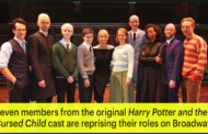 Harry Potter and the Cursed Child Broadway cast revealed