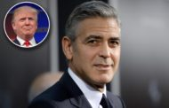 George Clooney likes picking fights: He's sharing some feisty words about President Trump