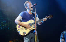 Coldplay Paid Tribute To Linkin Park, Which Lost Its Frontman Chester Bennington Last Month