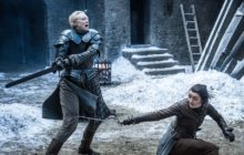 Game of Thrones Stars On Their Awesome Sparring Scene
