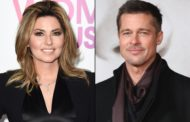 Shania Twain says Brad Pitt's nude photos inspired her hit 'That Don't Impress Me Much'