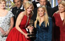Emmys 2017: Nicole Kidman and Reese Witherspoon Celebrate Their Friendship in Big Little Lies Acceptance Speech