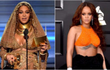 Looked Amazing: Beyoncé And Rihanna Hung Out Last Night
