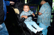 Asahd Khaled Received a $100,000 Diamond Watch for His First Birthday