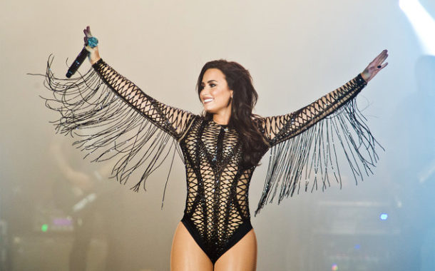 Demi Lovato and Luis Fonsi Hint at Music Video Collaboration: See the Photos