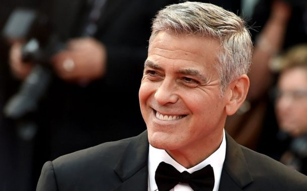 "George Clooney on Slew of Sexual Harassment Stories: ""This Is a Watershed Moment for Society"""