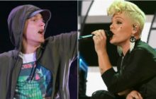 P!nk And Eminem Reunite And Wreak Havoc On New Song 'Revenge'